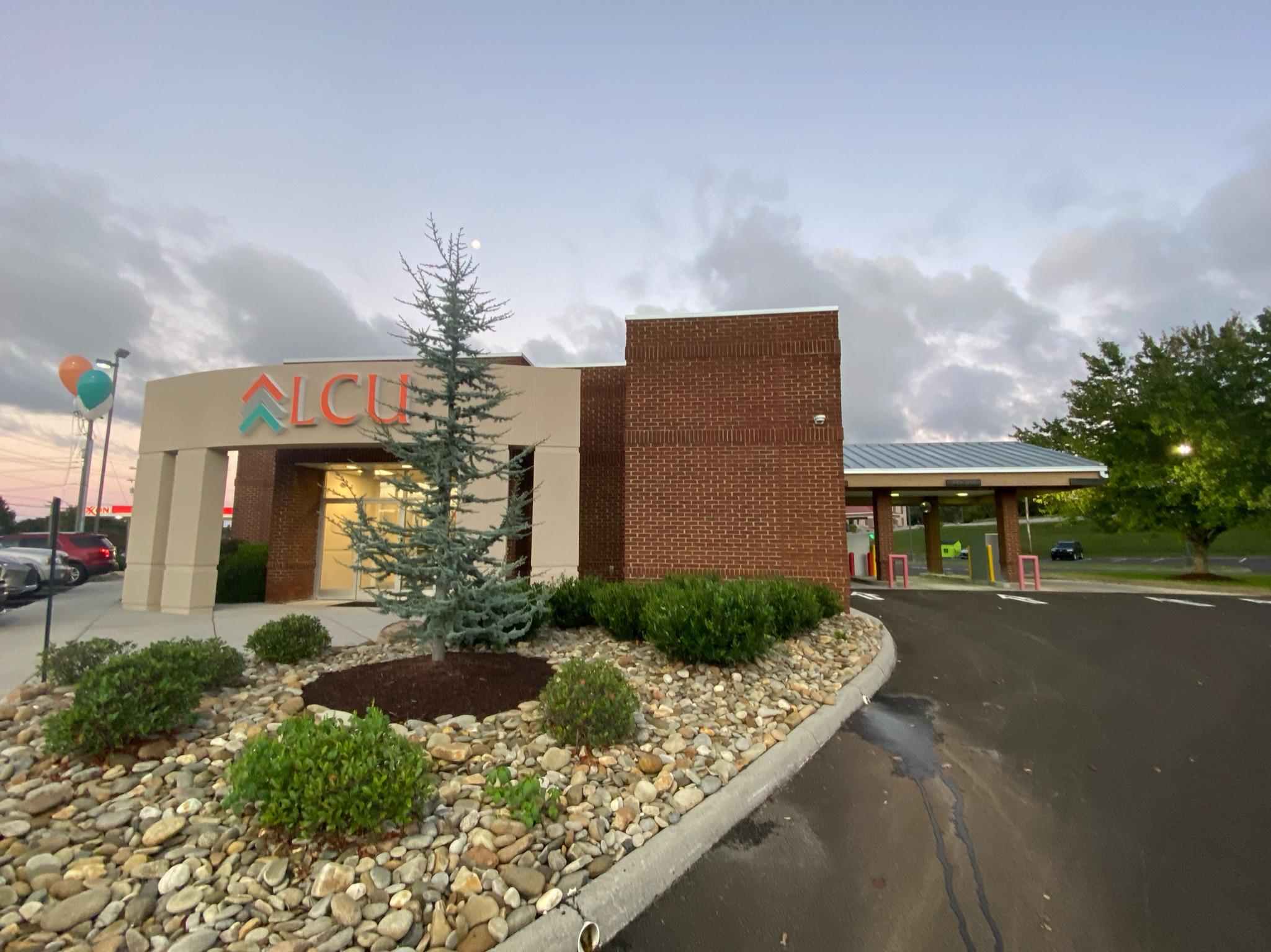 new LCU west branch